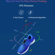 2019 01 02 11 28 04 Huawei Honor Band 4 Running Version Shoe Buckle Land Impact Sleep Snap Monitor L