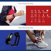 2019 01 02 11 28 26 Huawei Honor Band 4 Running Version Shoe Buckle Land Impact Sleep Snap Monitor L
