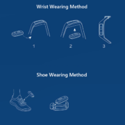 2019 01 02 11 28 50 Huawei Honor Band 4 Running Version Shoe Buckle Land Impact Sleep Snap Monitor L