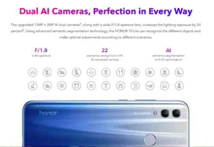 2019 01 17 15 10 43 HUAWEI Honor 10 Lite 4G Phablet Globale Version 330.87€ online einkaufen Gearbe