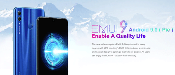 2019 01 17 15 10 49 HUAWEI Honor 10 Lite 4G Phablet Globale Version 330.87€ online einkaufen Gearbe