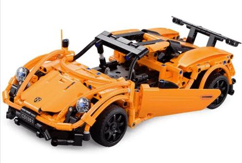 Cada Bausätze Porsche