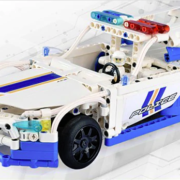2019 01 25 09 53 58 CaDA C51006W Remote Control Building Block Police Car for Entertainment 31.99