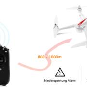2019 01 31 15 18 26 MJX Bugs 2 B2C Bürstenloser RC Quadcopter RTF 84.07€ online einkaufen Gearbes