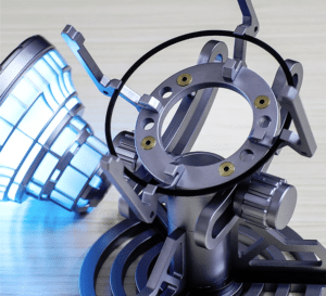 2019 04 05 09 50 55 1 1 arc reactor led chest heart light up lamp movie abc props model kit science