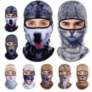 2019 02 04 16 00 06 Volle Gesichtsmaskenhüte des Tieres 3d breathable Fahrradski bei Banggood