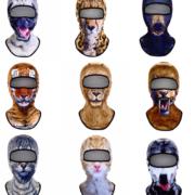 2019 02 04 16 00 16 Volle Gesichtsmaskenhüte des Tieres 3d breathable Fahrradski bei Banggood