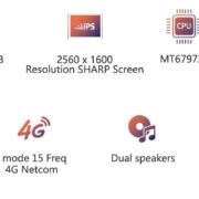 2019 02 06 15 55 21 ALLDOCUBE M5X 4G Phablet 4GB RAM 64GB ROM 185.99 Free Shipping GearBest.com