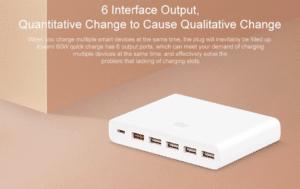 2019 02 11 14 39 31 Original Xiaomi 5 x USB A 1 x USB C 60W QC3.0 Fast Charger 29.99 Free Shippin