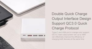 2019 02 11 14 39 41 Original Xiaomi 5 x USB A 1 x USB C 60W QC3.0 Fast Charger 29.99 Free Shippin