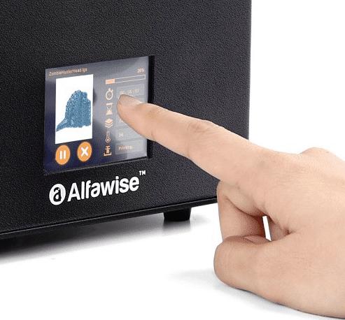 2019 03 26 11 15 36 Alfawise W10 LCD SLA Resin 3D Printer 299.99 Free Shipping Gearbest.com