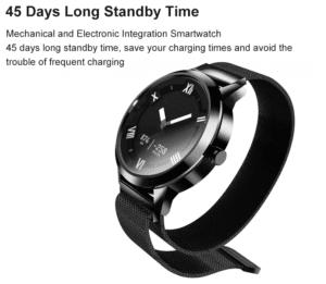 2019 03 27 15 08 46 Lenovo Watch X Bluetooth Waterproof Smartwatch 49.99 Free Shipping Gearbest.c