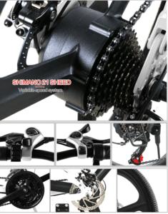 2019 10 14 09 07 26 Samebike LO26 Moped E Bike Smart Faltrad E Bike   Gearbest Deutschland