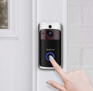2019 04 09 11 31 56 Alfawise L10 Smart Video Türklingel 720P Haus Überwachungskamera   Gearbest Deut