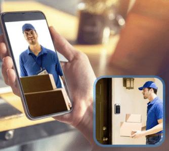 2019 04 09 11 32 15 Alfawise L10 Smart Video Türklingel 720P Haus Überwachungskamera   Gearbest Deut