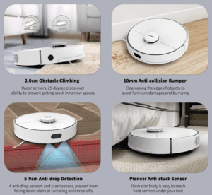 2019 04 15 14 35 10 360 S5 Smart Robot Vacuum Cleaner with LDS Laser Navigation   Gearbest