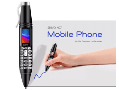 2019 05 09 10 18 29 SERVO K07 2G Feature Phone Handwriting Pen Flashlight   Gearbest