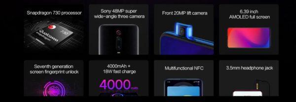 Xiaomi Mi 9T 4G Smartphone 2