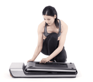 2019 06 12 14 17 16 A1 Folding Walking Machine Pad Gym Equipment Fitness from Xiaomi Youpin   Gearbe