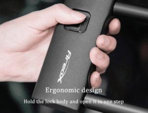 2019 06 18 14 05 16 Xiaomi AreoX U8 Smart Fingerprint U lock 39.99 With  U8  Code   GearVita