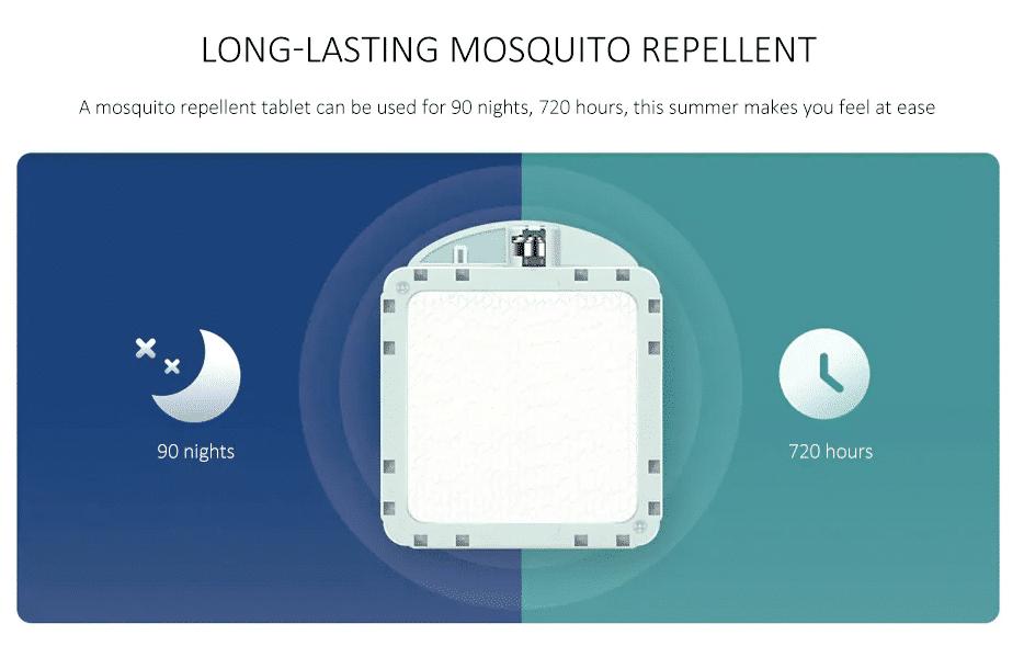 2019 06 19 15 48 45 Xiaomi Mijia Mosquito Repellent Device Smart Version   Gearbest