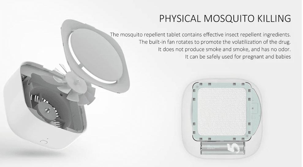 2019 06 19 15 48 52 Xiaomi Mijia Mosquito Repellent Device Smart Version   Gearbest