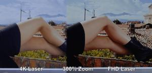 Unterschiede vom Xiaomi FHD Laser zum Xiaomi 4k Laser Projektor