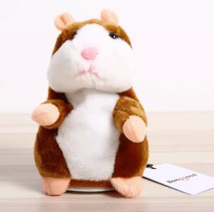2019 07 18 09 38 44 banggood mimicry talking hamster pet 15cm christmas gift plush toy cute speak so