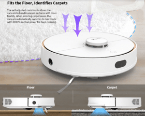 2019 07 19 12 36 57 360 S7 Laser Navigation Robot Vacuum Cleaner   Gearbest