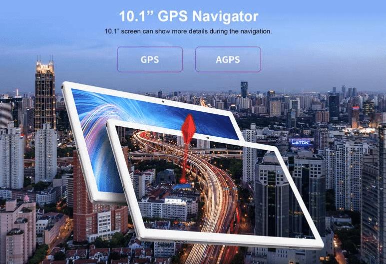 Teclast M30 Navigation