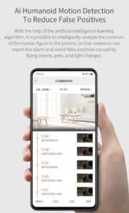 2019 09 03 14 03 18 battery version xiaomi mijia cmsxj11a 1080p smart wireless app control ip came