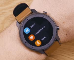 2019 09 12 10 16 32 Die Smartwatch des Jahres  AMAZFIT GTR YouTube