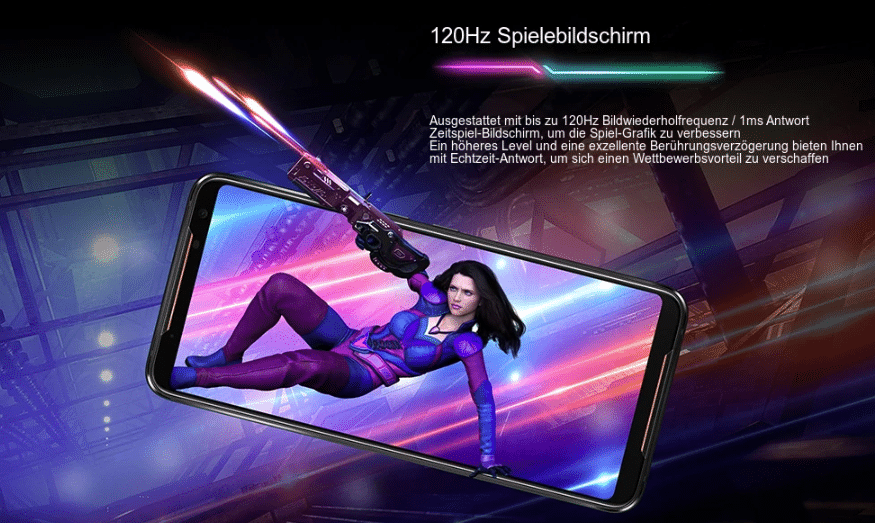 2019 09 16 13 17 38 ASUS ROG2 Gaming Phone 4G Smartphone 8 GB RAM 128 GB ROM Internationale Version