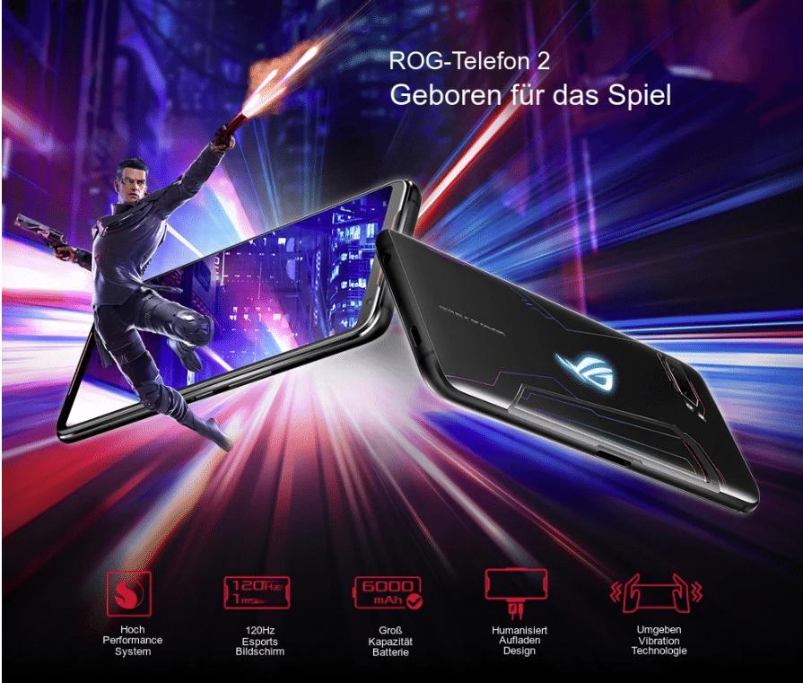 2019 09 16 13 17 48 ASUS ROG2 Gaming Phone 4G Smartphone 8 GB RAM 128 GB ROM Internationale Version