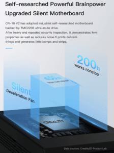 2019 09 18 09 59 47 creality 3d® cr 10 v2 3d printer diy kit 300 300 400mm print size with tmc2208 u