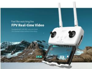 2019 09 23 11 23 49 Hubsan H117S Zino 5G WiFi RC Drone UHD 4K Camera 3 Axis Gimbal Quadcopter   Gear