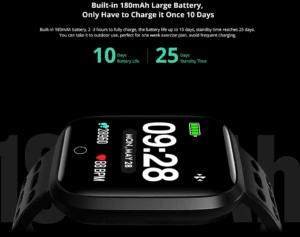 2019 09 25 09 47 25 Lenovo E1 1.33 inch TFT Screen Sports Smartwatch Global Version   Gearbest