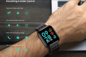2019 09 25 09 47 39 Lenovo E1 1.33 inch TFT Screen Sports Smartwatch Global Version   Gearbest