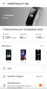 2019 09 26 10 18 01 Das BESSERE Xiaomi Mi Band 4  Honor Band 5 YouTube