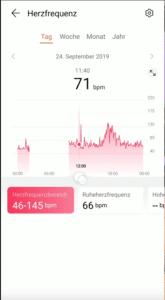 2019 09 26 10 25 40 Das BESSERE Xiaomi Mi Band 4  Honor Band 5 YouTube