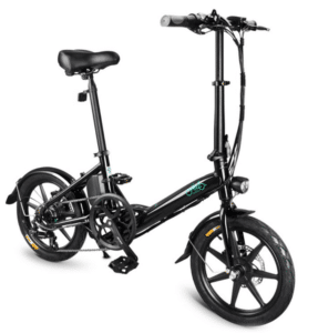 2019 10 07 12 42 12 FIIDO D3S Folding Moped Electric Bike Variable Speed Version Dark Gray