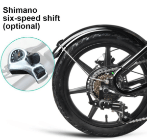 2019 10 07 12 42 21 FIIDO D3S Folding Moped Electric Bike Variable Speed Version Dark Gray