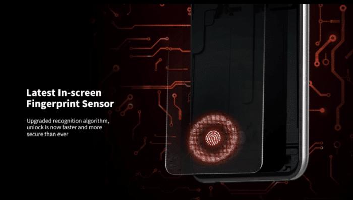 2019 10 08 10 01 16 UMIDIGI X 4G Phablet NFC In screen Fingerprint Sensor   Gearbest