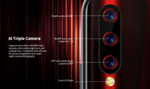 2019 10 08 10 01 26 UMIDIGI X 4G Phablet NFC In screen Fingerprint Sensor   Gearbest
