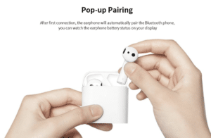 2019 10 09 10 34 45 Xiaomi Air 2 Bluetooth 5.0 TWS Earphone IR Sensor