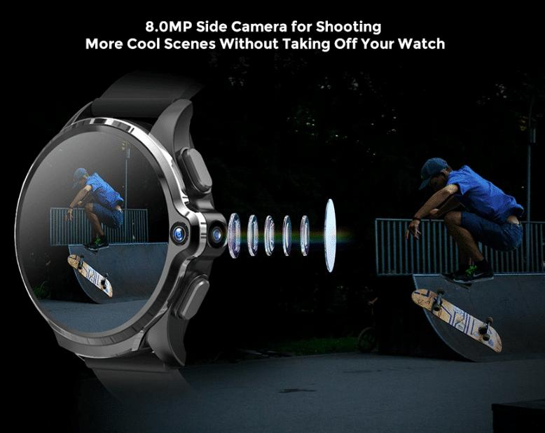 2019 10 14 14 32 13 KOSPET Prime 4G Smart Watch Phone 3GB RAM 32GB ROM 1.6 inch IPS Screen Healthcar