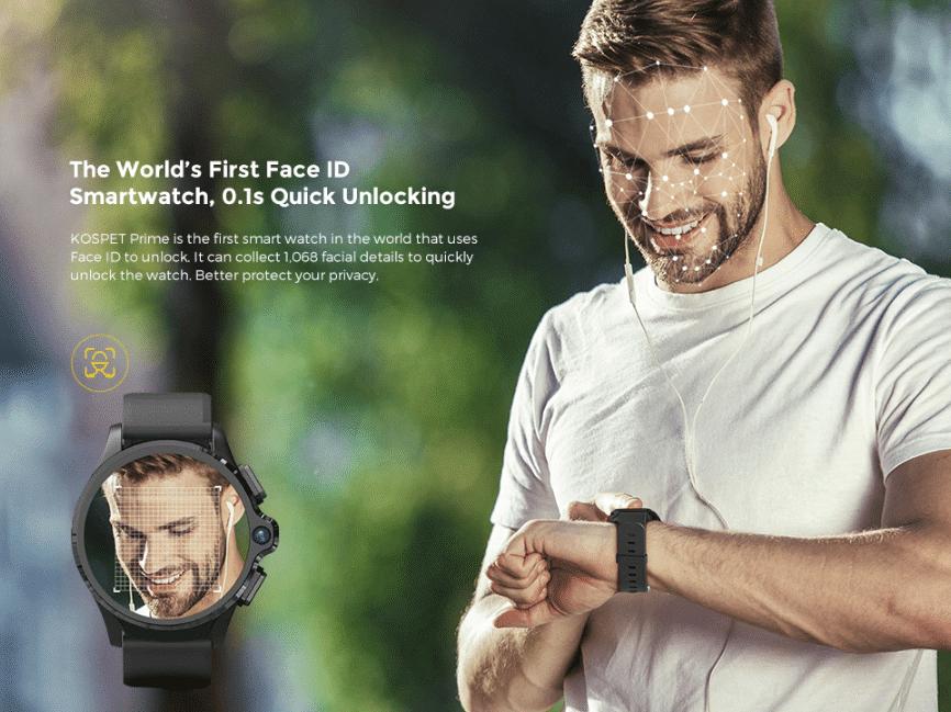 2019 10 14 14 32 23 KOSPET Prime 4G Smart Watch Phone 3GB RAM 32GB ROM 1.6 inch IPS Screen Healthcar