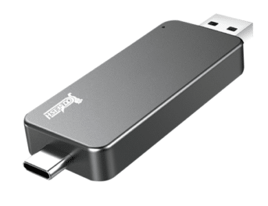 2019 10 17 14 35 11 Coolfish GO NGFF 512GB Portable External Solid State Drive Dark Gray