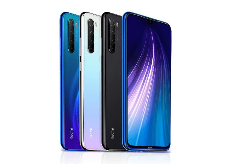 2019 11 05 08 44 31 Xiaomi Redmi Note8 Globale Version 4 64 GB Nekrose Blaue EU   Gearbest Deutsch