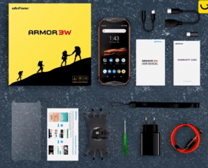 2019 11 19 12 41 29 5 Unboxing !Ulefone Armor 3W 4G Phablet Gearbest.com YouTube